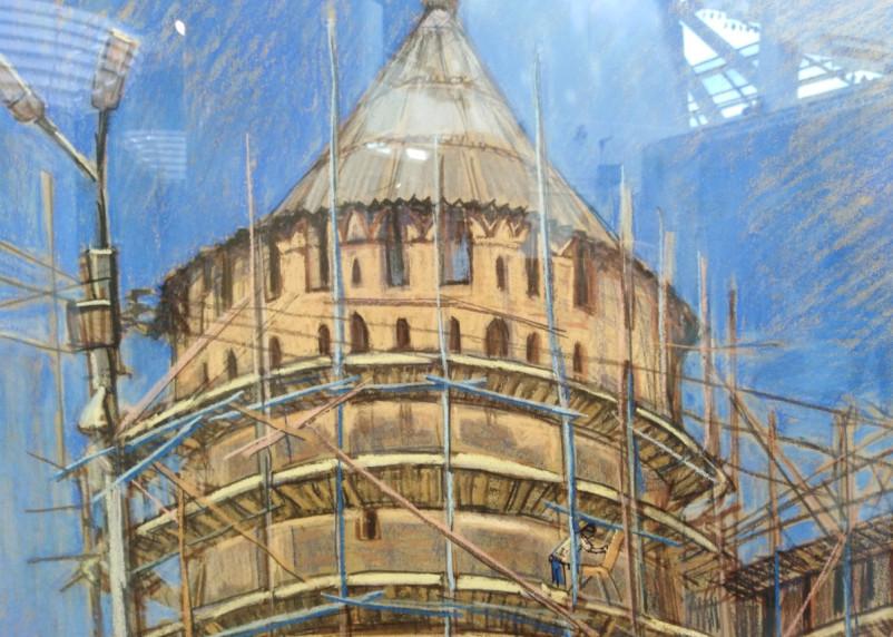 Крепостной пленэр. Как смоленские художники видят реставрацию?