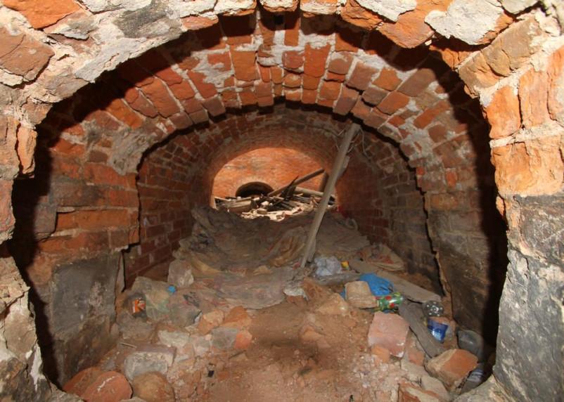 Музей коррупции в Смоленске. Его собирались создавать ещё перед началом масштабной реставрации крепости