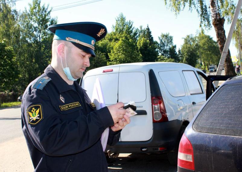 Смолянин оплатил кредит после ареста автомобиля
