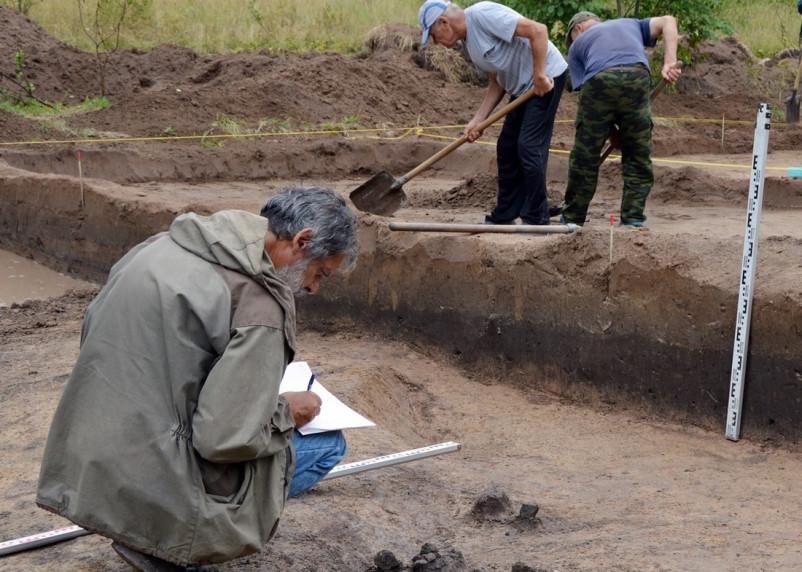 Чистая археология. В Смоленской области провели охранные раскопки на строящемся газопроводе