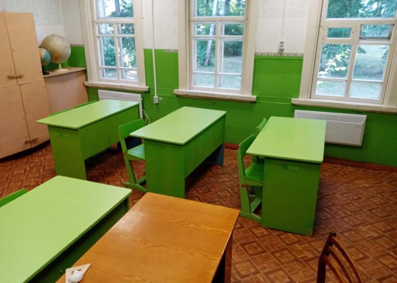 Школу в деревне Михайловское не закроют
