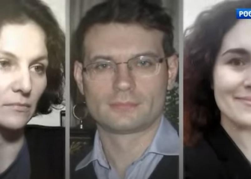 Любовный треугольник смолян попал в эфир программы с Андреем Малаховым