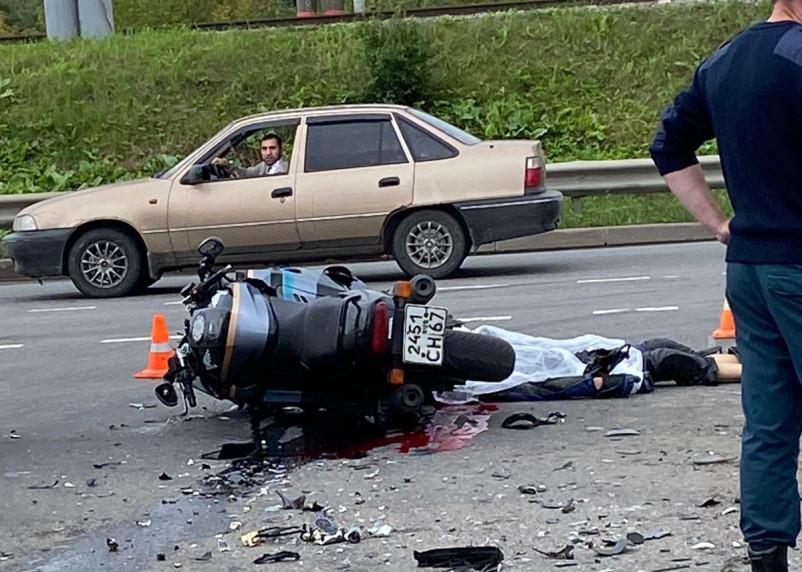 «Шансов выжить не было». Подробности о смертельном ДТП с мотоциклистом
