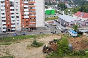 Смоляне жалуются Путину на «хищническую застройку» квартала по проспекту Гагарина