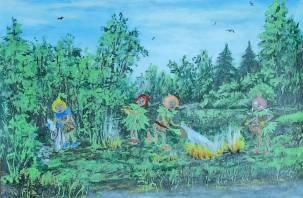 Третье место в России занял рисунок смоленского школьника из Сычевского района