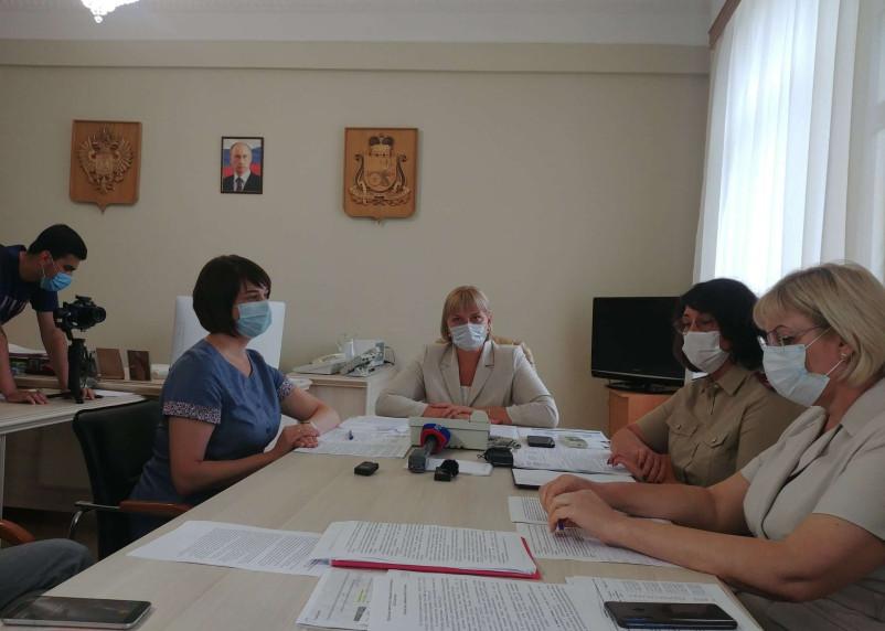 «Дети заболели в лагере». В Доме Советов прокомментировали инцидент со смоленскими детьми в Анапе