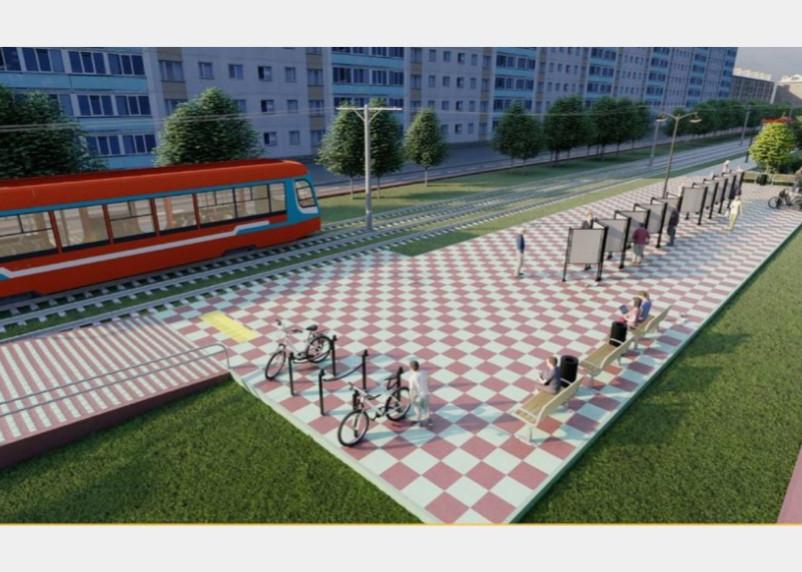 В Смоленске представили проект реконструкции бульвара на улице Рыленкова