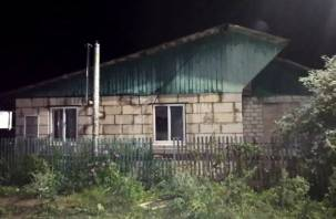 Ярцевчане спасли дом соседей от огня