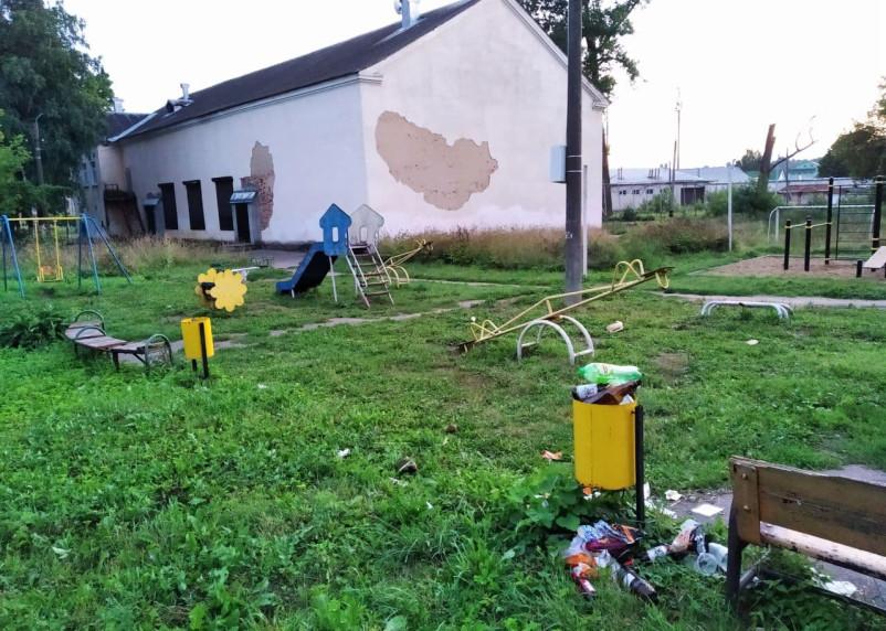 В Смоленске определили подрядчика по благоустройству сквера у ДК «Сортировка»