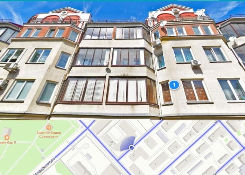 Смоленск вошел в топ-5 городов с самыми большими квартирами