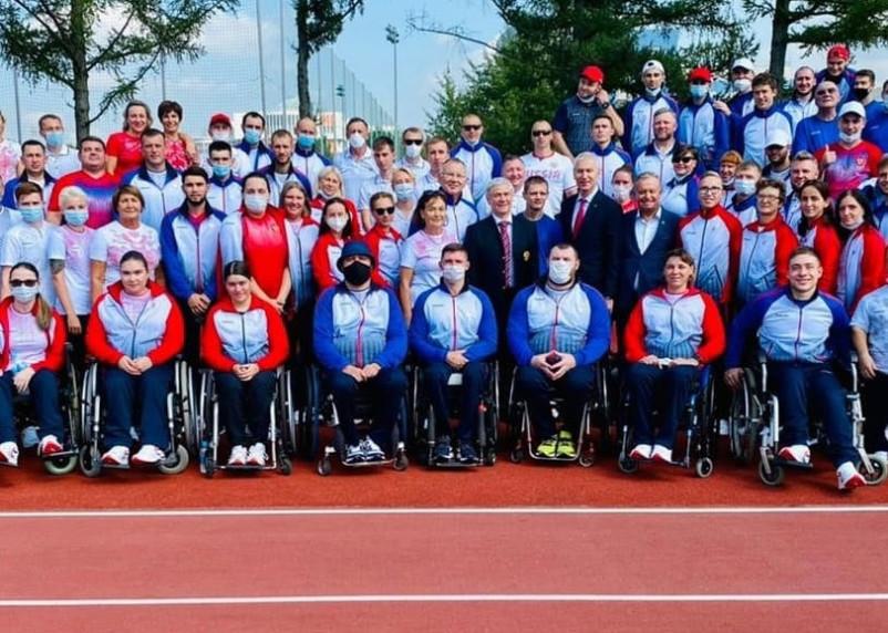 Смоляне болеют за Елену Горлову на Паралимпийских играх-2021