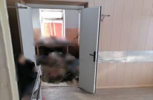 Переполненный морг в Сафоново: смоленский судмедэксперт прокомментировал резонансные фото