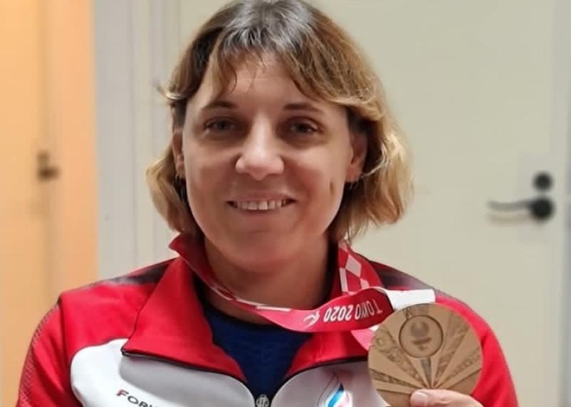 Смолянка завоевала бронзовую медаль Паралимпиады