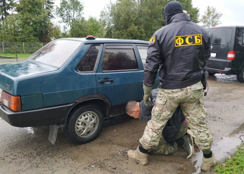 В Смоленской области задержали нелегального оружейника