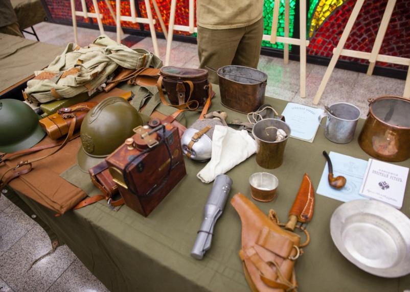 Найденные в Смоленской области реликвии времен войны представят в Музее Победы