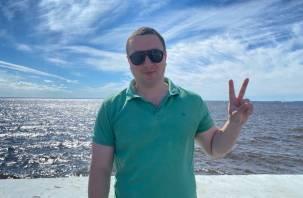 Депутата Смоленской областной Думы доставили в полицию за нарушение общественного порядка