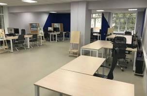 Федеральный и областной бюджеты «скинулись» на мастерские для колледжа в Смоленске