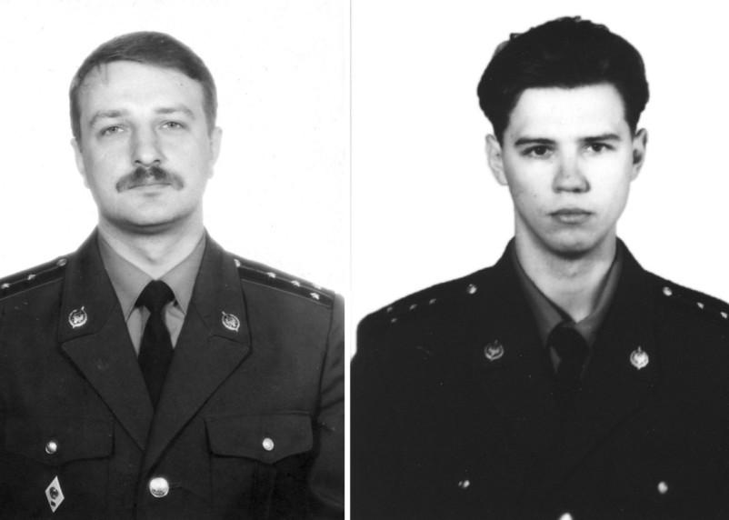 В смоленских школах почтили память сотрудников ФСБ, погибших при исполнении воинского долга