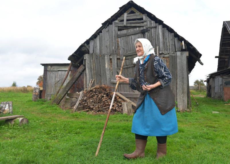 Мирские проблемы: как выживают люди в деревне Мирское?