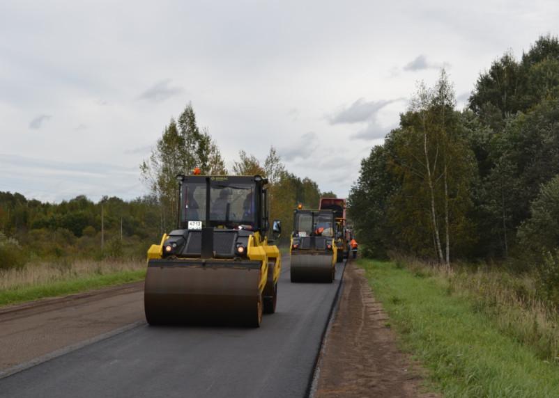 Смоленская область получила дополнительные средства на ремонт дорог