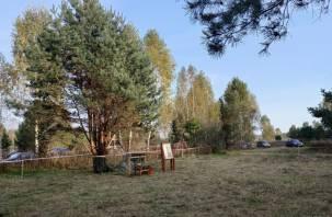 Солдатский медальон прочитали. На Вахте Памяти в Глинковском районе стало известно имя ещё одного погибшего красноармейца