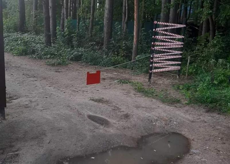 Борьба с огораживаниями. В Смоленске разгорается скандал из-за дороги, оказавшейся в частной собственности
