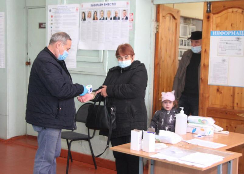 Стали известны данные экзитполов по итогам выборов 2021 в Смоленской области