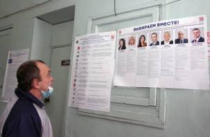Как в Смоленске идет голосование по выборам депутатов Госдумы