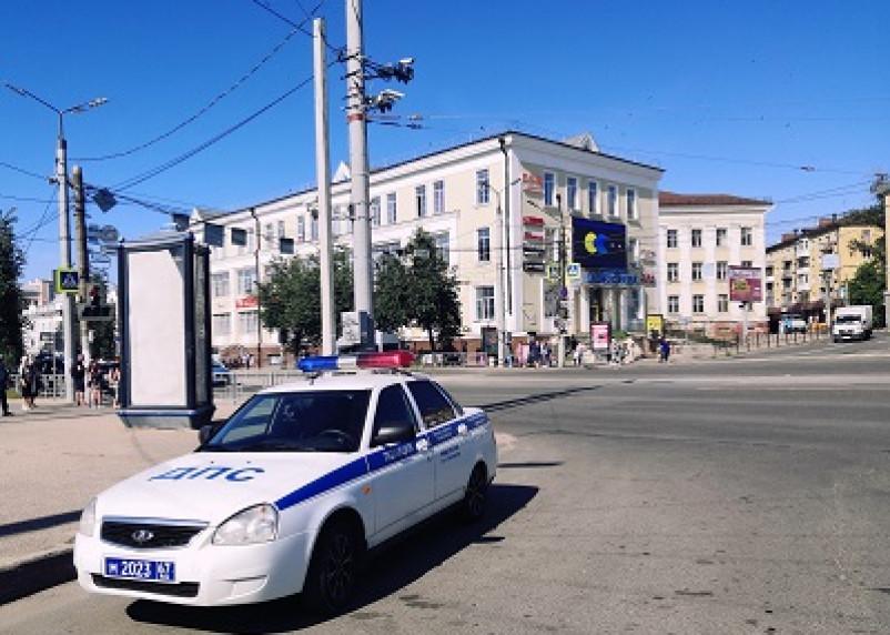 Сплошные проверки пройдут в Смоленске в понедельник