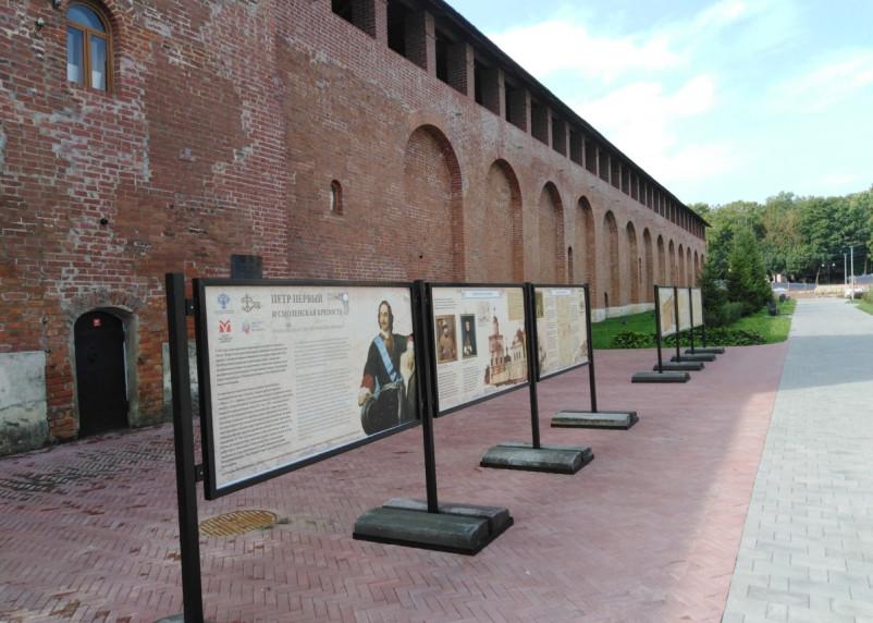 Музей «Смоленская крепость» может оказаться в центре скандала
