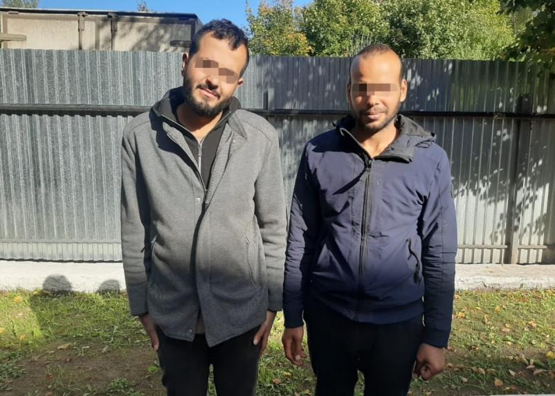 В Смоленской области задержали двух нелегалов из стран Ближнего Востока