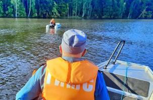 Какие смоленские озера сегодня проверяют спасатели