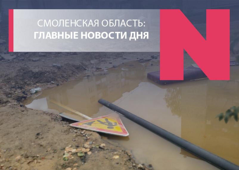 Новосельцы стонут без дороги, «машина времени» в Гнездово и смоляне будут платить за Москву 88 лет