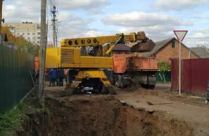 Отключение воды в Смоленске прокомментировали в администрации города