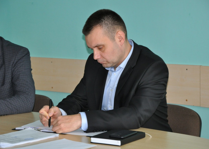 В Гагарине Смоленской области задержан глава района Роман Журавлев