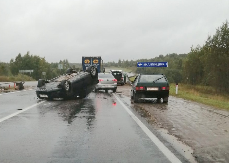 На шоссе под Смоленском – очередной «первертыш»