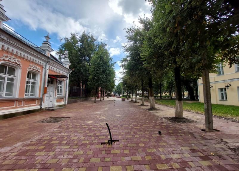 В Смоленске обсудят проезд по пешеходной улице