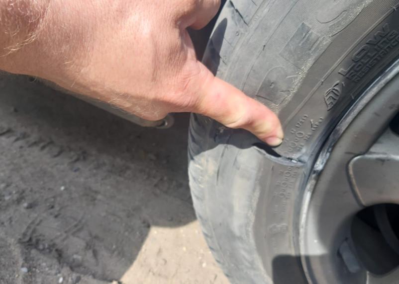 Смолянин отсудил у «Дормостстроя» стоимость ремонта автомобиля