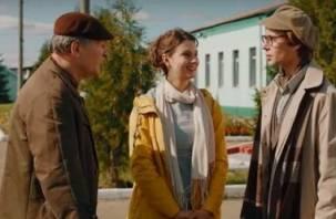 Съемки проходили в Смоленске. Премьера сериала «Золотой папа» состоится 11 сентября