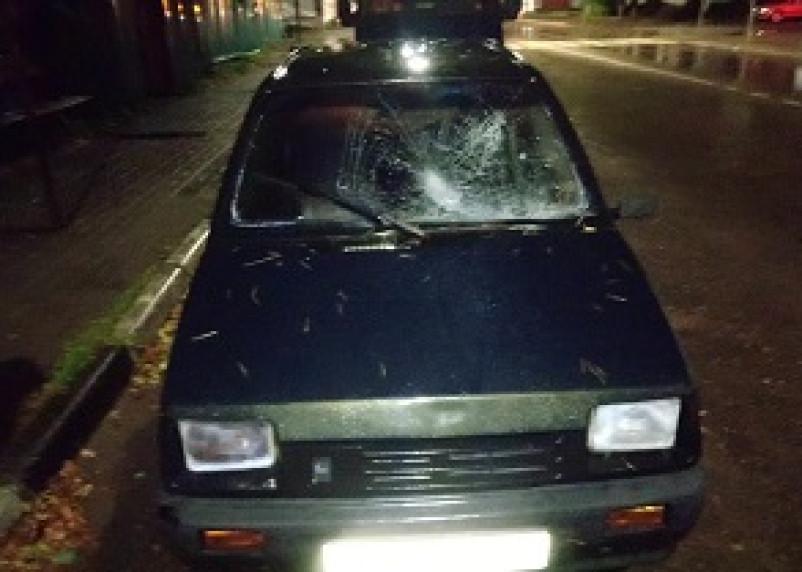 В Ельне пешеход пострадал в ДТП на нерегулируемом переходе