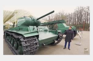 Смолян приглашают на онлайн-программу, посвященную Дню танкиста