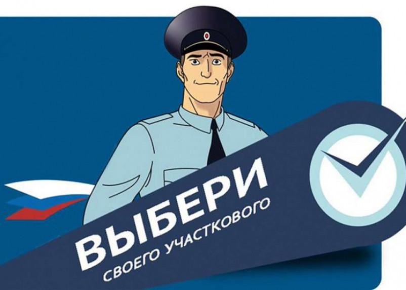 В Смоленской области началось голосование за народного участкового