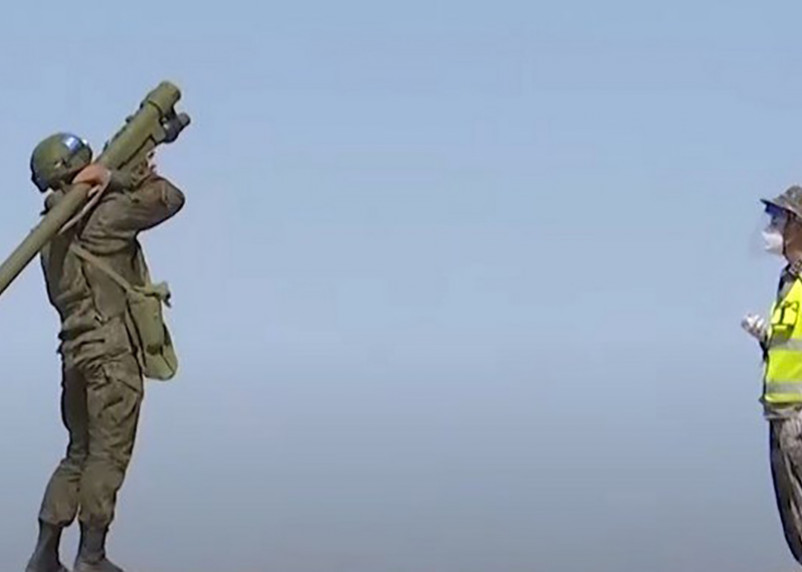 Выпускник смоленской академии ПВО поставил рекорд в Китае