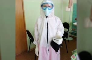 «Поставили на ноги!» Смоленский журналист выразил благодарность врачам ковидного госпиталя
