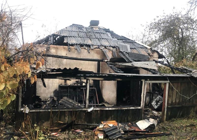 В Вязьме едва не сгорел жилой дом