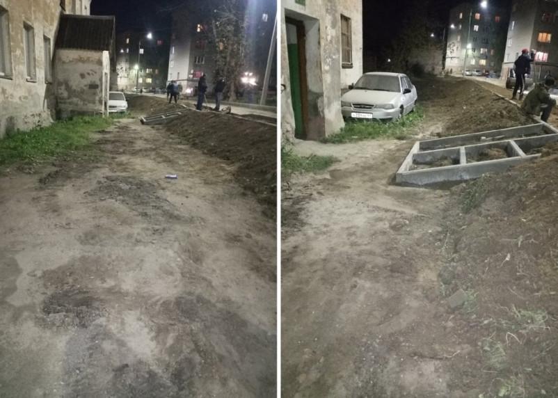 В Смоленске жителей двухэтажки «опустили» ниже насыпи
