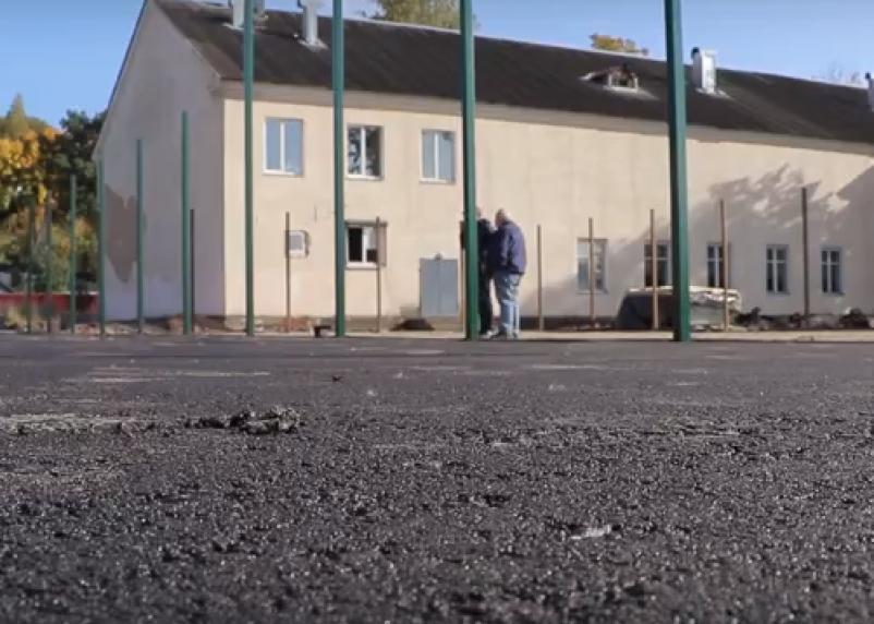 В сквере у ДК «Сортировка» появятся площадки для занятия кроссфитом и скейтбордингом