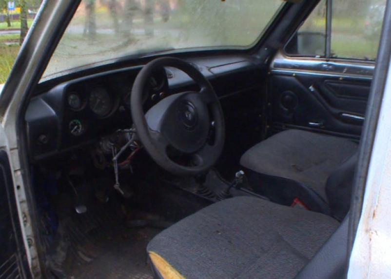 Ярцевчанин украл машину для поездки в Беларусь