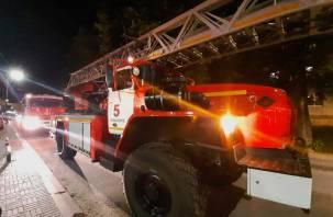 В Смоленской области произошел 2981 пожар за девять месяцев 2021 года