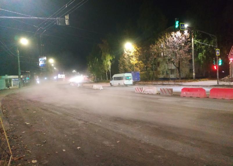 Смоляне на Н-Неман глотают тонны пыли. Роспотребнадзор не контролирует?